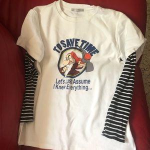 The little men t-shirt
